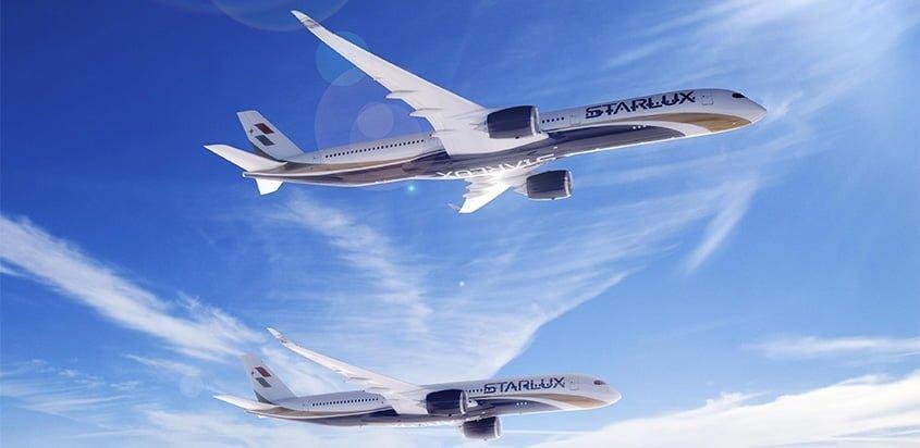 STARLUX compra Airbus A350.