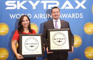 Copa Airlines es la Mejor Aerolínea de Centroamérica y El Caribe.