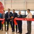 Nuevo taller de motores de Delta Air Lines en Atlanta.