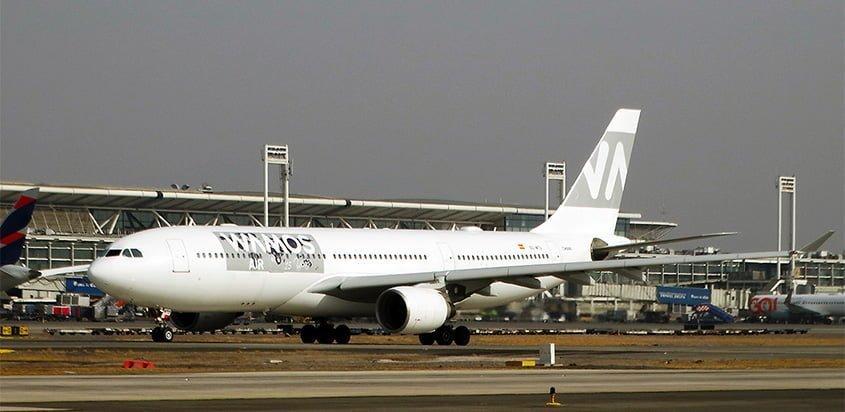Airbus A330-200 de Wamos Air.