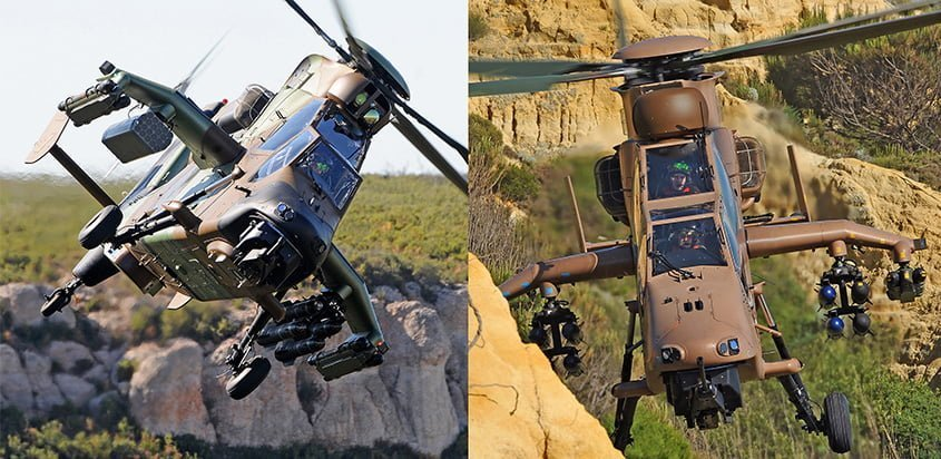 Airbus Helicopters Tiger.