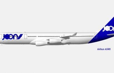 Airbus A340-300 de Joon.