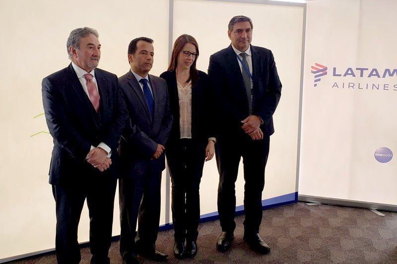Foro de Gestión de Cambio Climático y Sostenibilidad de LATAM Airlines.