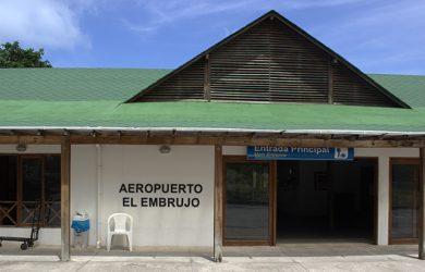 Aeropuerto El Embrujo de Providencia.