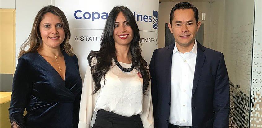 Presentación de Salta como nuevo destino de Copa Airlines en Argentina.