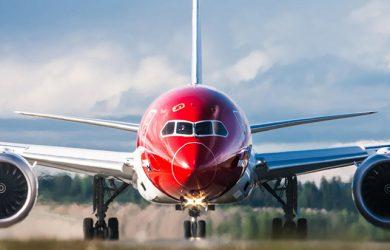 Boeing 787-9 de Norwegian.