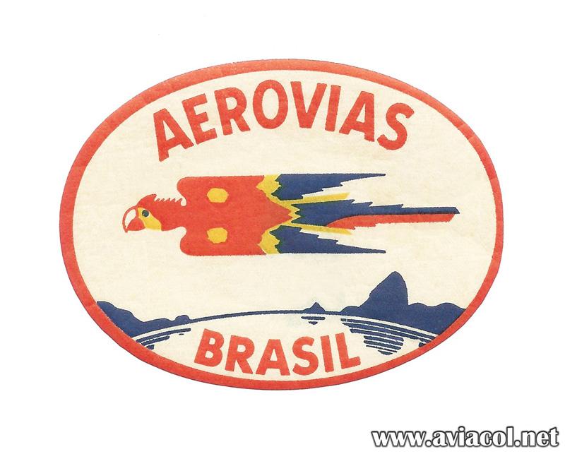 Logo de Aerovías de Brasil, parte de TACA.