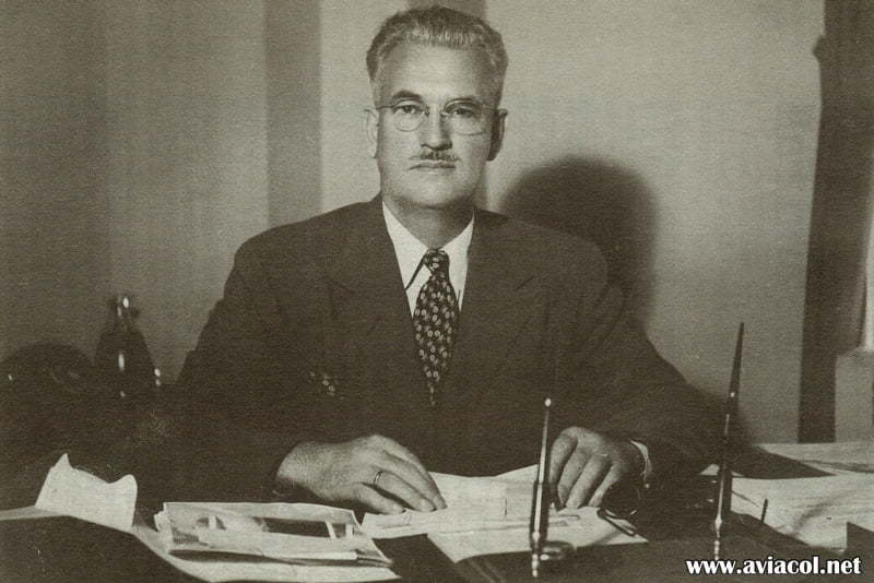 Lowell Yerex, fundador de TACA.