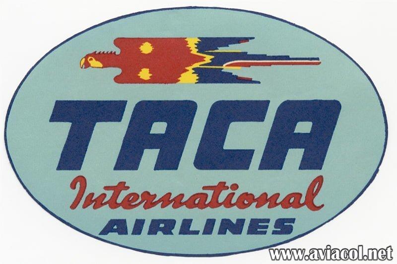 Logo de TACA International Airlines.
