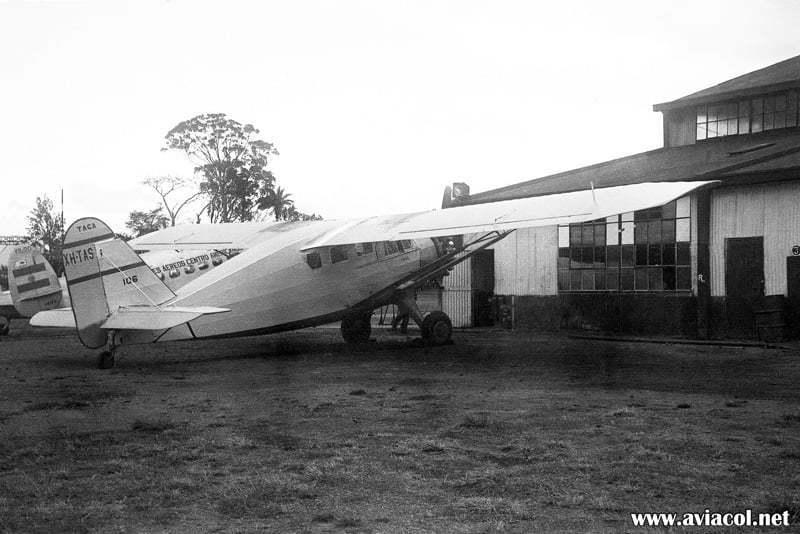 XH-TAS de TACA Airlines.
