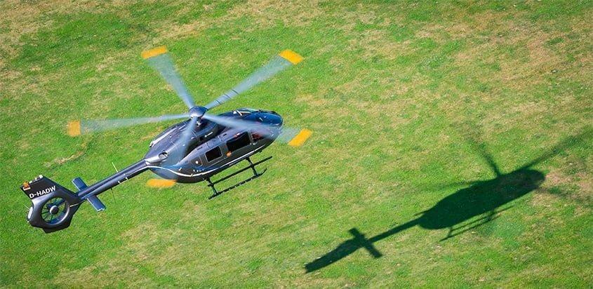 Nuevo Airbus Helicopters H145 presentado en Heli-Expo 2019.