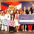 Presentación de LATAM como Aerolínea oficial de los Juegos Panamericanos 2019.