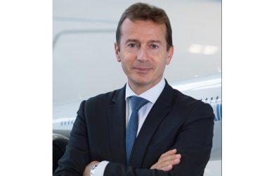Guillaume Faury, nuevo CEO de Airbus.