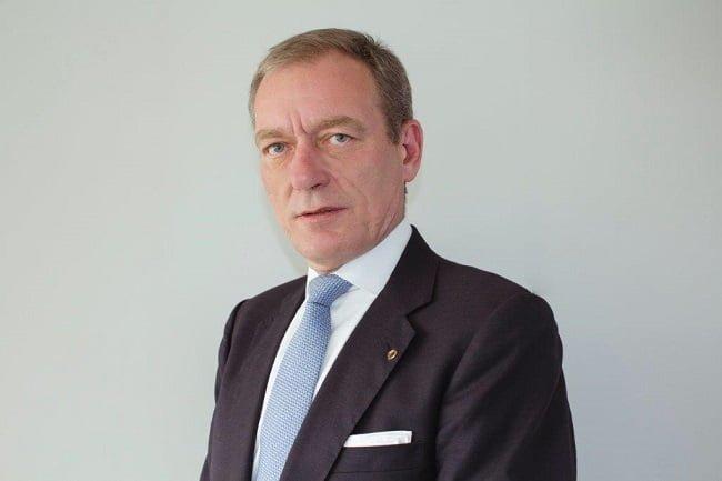 Antonio Cuoco, Director General de Lufhansa para Colombia.