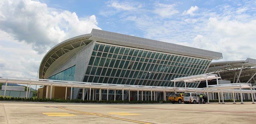 Aeropuerto El Alcaraván de Yopal, Casanare.