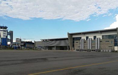 Aeropuerto Benito Salas de Neiva, Huila.