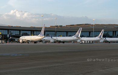 Vista de la Terminal 2 del Aeropuerto Internacional de Tocumen.