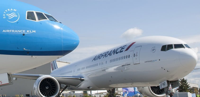 Grupo Air France-KLM.
