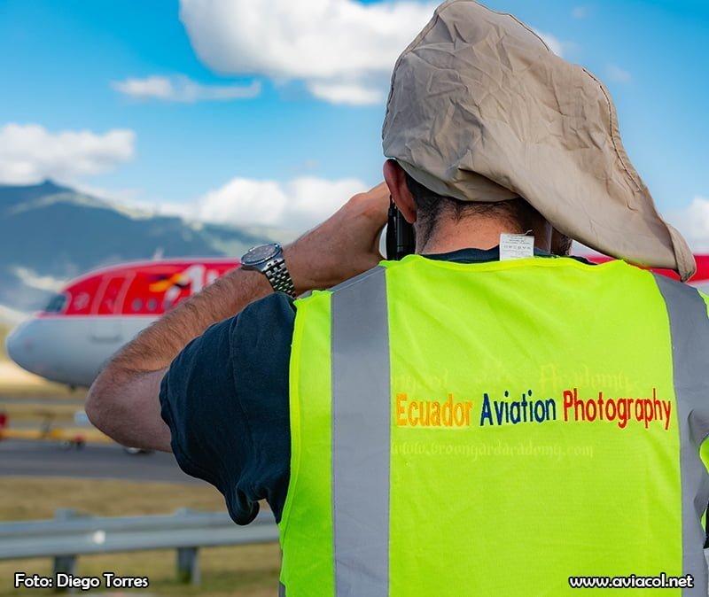 Spotter Day Quito 2018 - Foto de Diego Torres