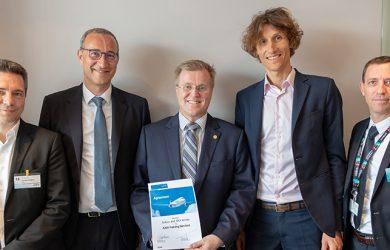 Acuerdo entre Airbus y SKY Airline para Centro de Formación de Pilotos.