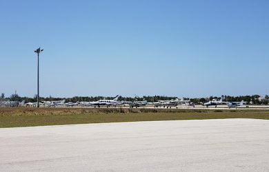 Miami Executive Airport.