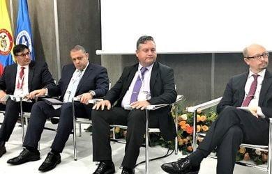 Agenda académica durante F-AIR Colombia 2019.