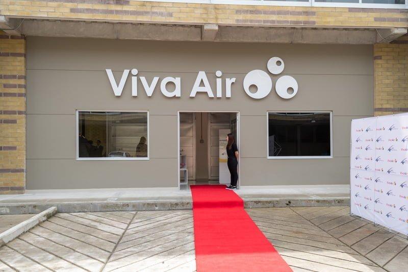 Nuevo Centro de Entrenamiento de Tripulaciones de Viva Air.