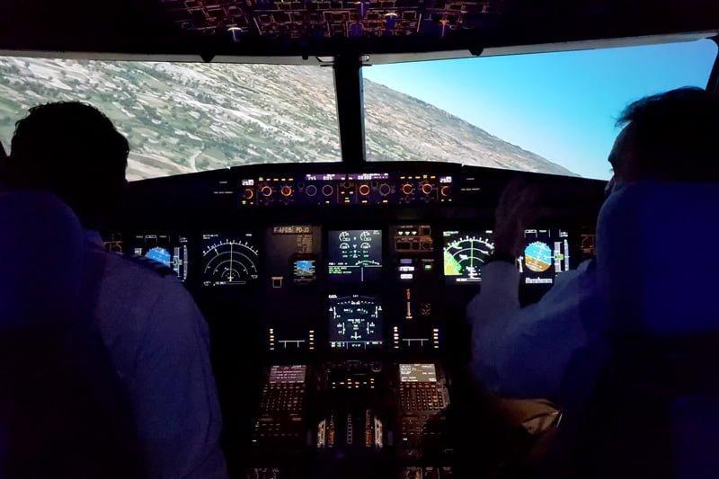 Centro Entrenamiento Tripulaciones Viva Air5