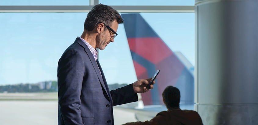 SkyWatch Daily de Delta Air Lines.