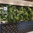 Copa Club de Copa Airlines en el Aeropuerto Eldorado de Bogotá.