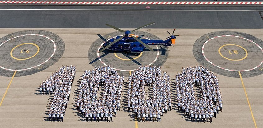 Airbus Helicopters H215.
