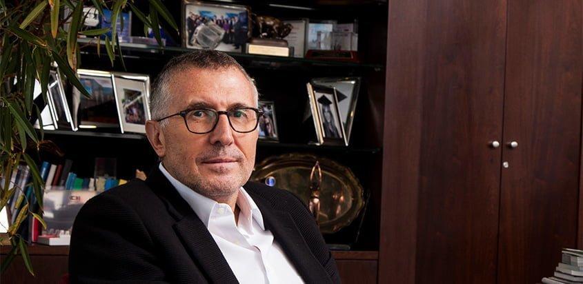 Enrique Cueto, CEO de LATAM Airlines.