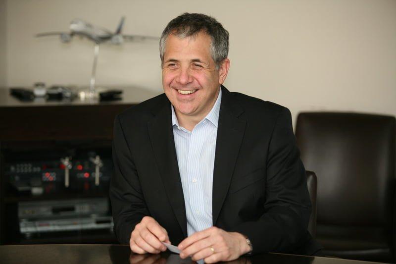 Roberto Alvo, nuevo CEO de LATAM Airlines desde 2020.