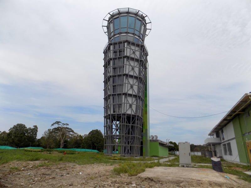 Aeropuerto Vásquez Cobo de Leticia, nueva Torre de Control.