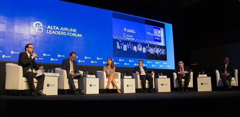 Inicio de ALTA Leaders Forum 2019 en Brasilia, Brasil.