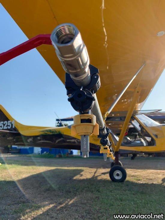 La tecnología de aviación ligera, se presenta como otra alternativa económicamente viable y amigable con el medio ambiente en la lucha contra actividades de cultivo ilícitos.