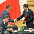 Airbus y China firman acuerdo de asociación.