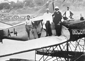 Junkers A-4 de SCADTA.