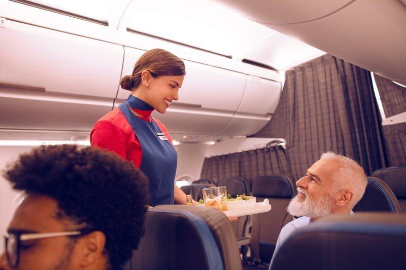 Premium Economy de LATAM Airlines.