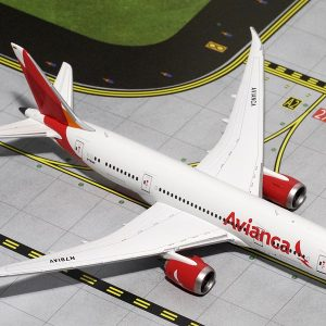 Modelo Gemini Jets Avianca Boeing 787 1:400