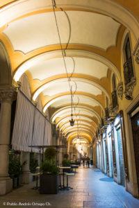 Andenes techo Torino