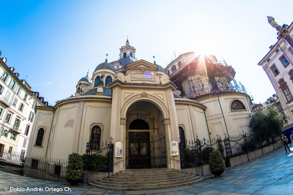 Basílica La Consolata - Turín