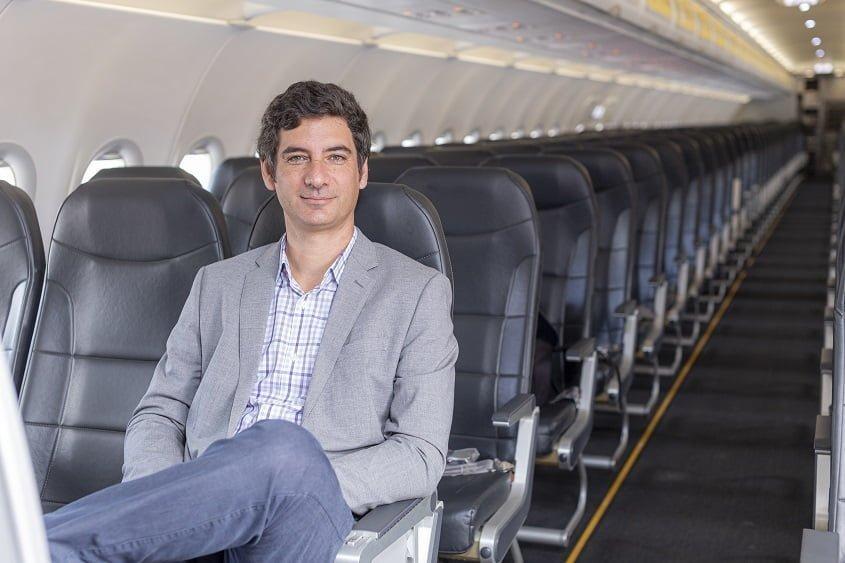 Félix Antelo, CEO de Viva Air.