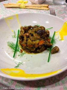 Estofado Carne - In Famiglia - Ristorante - Rivoli