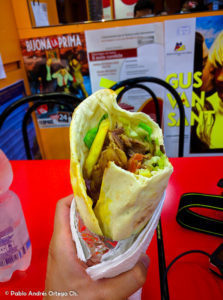 Kebab - Turín