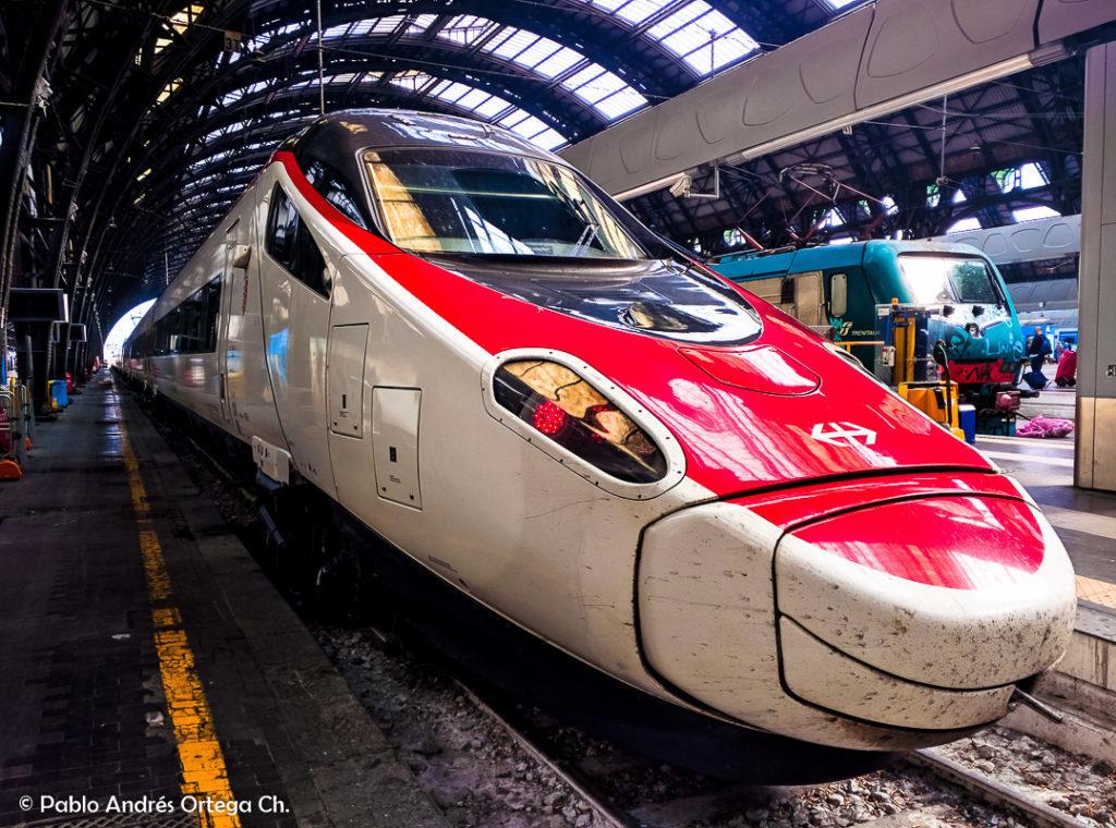 Tren Rápido - Italia