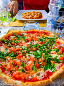 Pizza Alessandro Volta - Como
