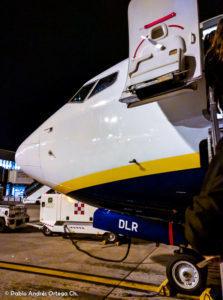 Vuelo Ryanair - Boeing 737