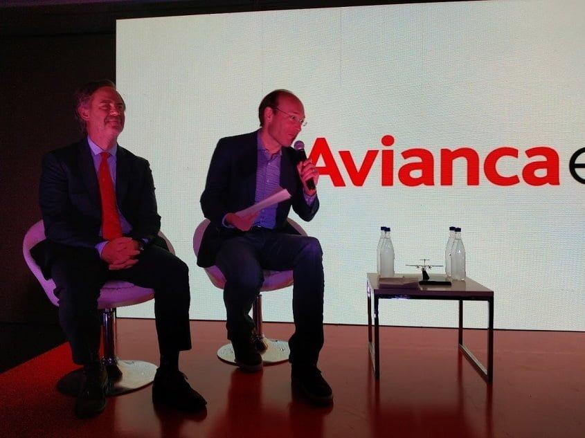 Presentación de Avianca Express.