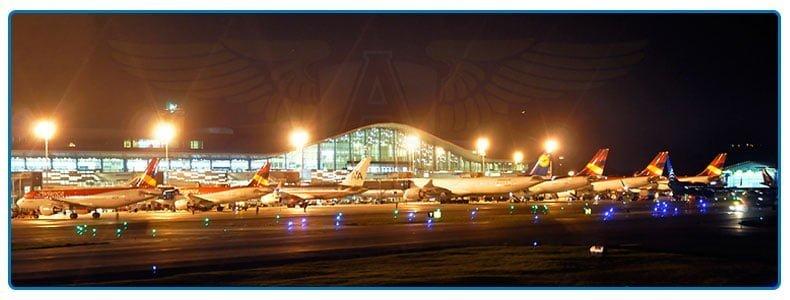 Aeropuerto Eldorado - Bogotá